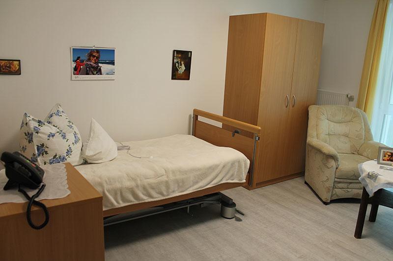 kurpark seniorenresidenz das haus zimmer. Black Bedroom Furniture Sets. Home Design Ideas